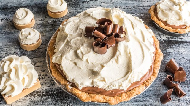 Amazing Chocolate Cream Pie